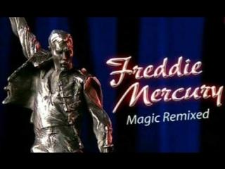 История Рока. Фредди Меркьюри - немного волшебства (Freddie Mercury: Magic Remixed)