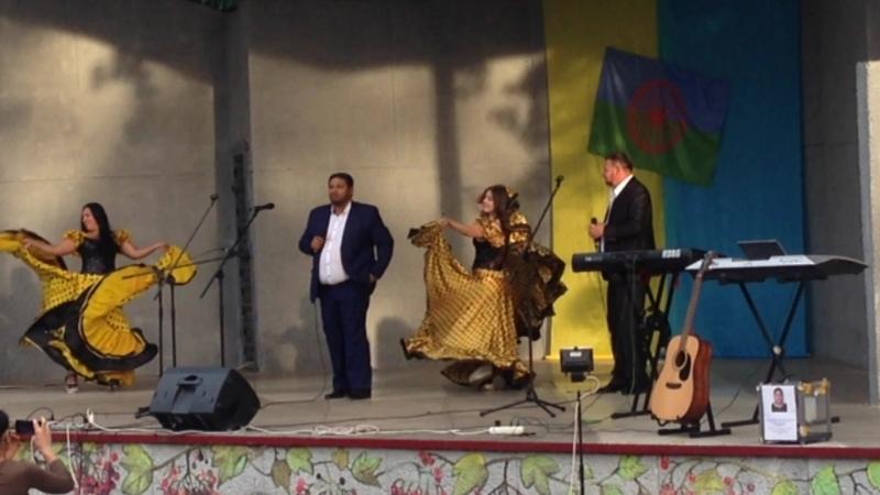 Фестиваль Часть №2 Г.Золотоноша Руслан Кириченко и Николай Исаенко - Синий Лёд