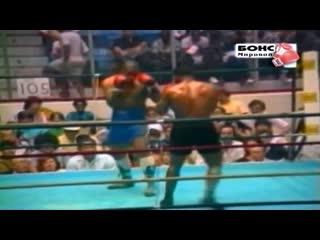 Лучшие бои Майка Тайсона - Майк Тайсон против Вильям Хосе