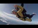 Тандем прыжок, все ради свободного падения