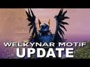 ESO Welkynar Motif Elder Scrolls Online