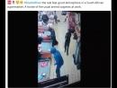 Nigger beim klauen im Supermarkt