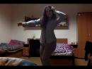 Despacito BELLY dance IMPRO during a study break at dorm- ha ha 23701