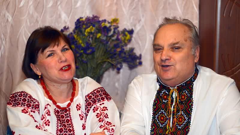 Українська народна пісня ЧОВЕН ХИТАЄТЬСЯ Тетяна та Анатолій СУБОТЕНКИ