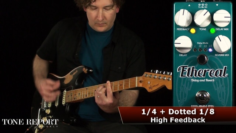 Wampler Ethereal Delay/Reverb