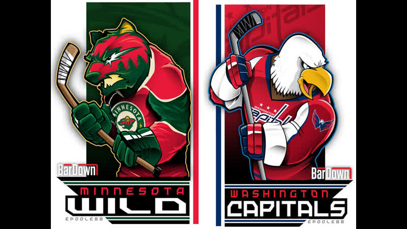 Minnesota Wild 🆚 Washington Capitals