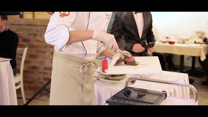 Открытие ресторана «Посейдон» в отеле «Навигатор»