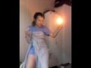 Как Лена и Катя спалили хату