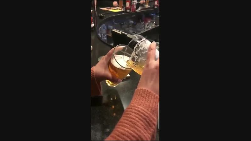 Difference between a small and a large beer