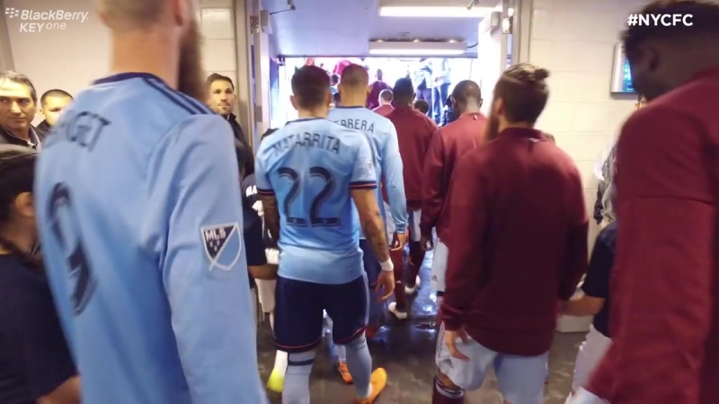 BEHIND THE SCENES/NYCFC - Colorado Rapids/everything that happened before, during and after a win at Yankee Stadium
