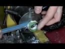 Как сделать кольцо из дерева и эпоксидки Видео от jedrek29t