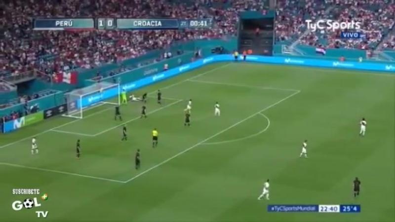 Relato Emocionante Argentino Perú vs Croacia 2 0 Resúmen Y Goles Amistoso mp4