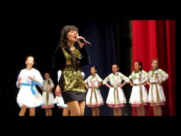 Маріанна Грушицька _Квітка-ромашка