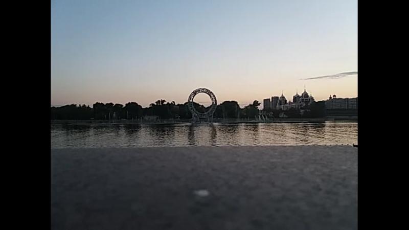 Центральный парк. 29.07.2018. День рождение Эмиля!