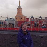 Анкета Ирина Тюрина