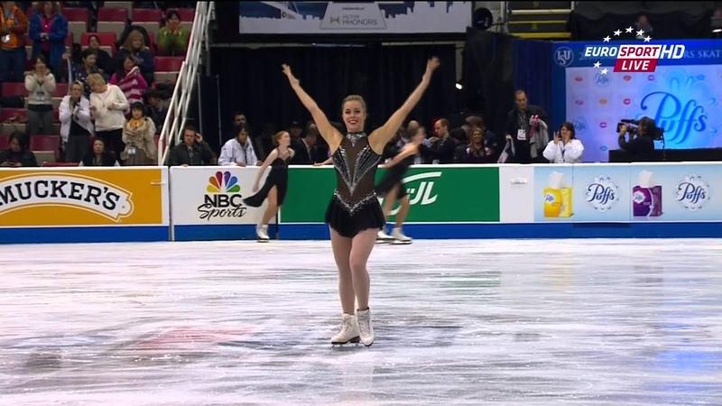 Ashley WAGNER (USA) SP - SA 2013