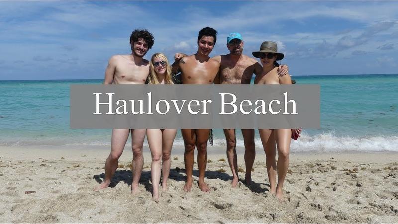 Playa Nudista Haulover Beach