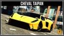GTA Online Вот почему Cheval Taipan стоит $1 980 000