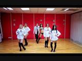 PARADIZE Yana Savitskaya Buttons- Pussycat Dolls