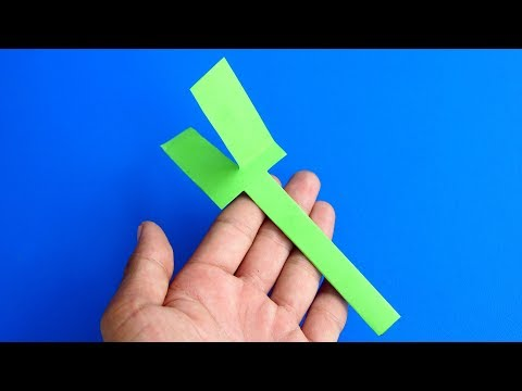How to Make Flying Toy for Kids at Home