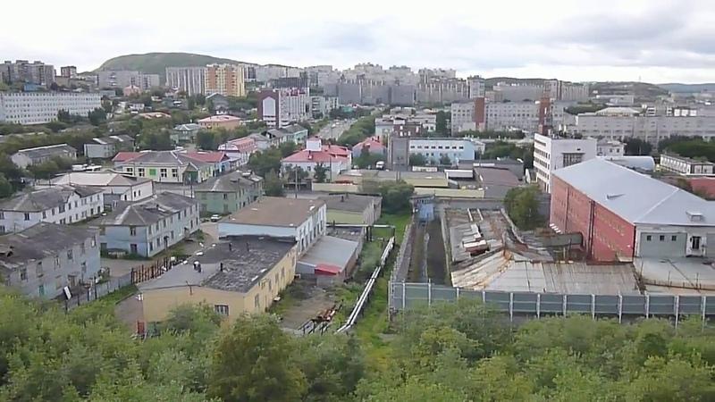 Мурманск Больничный городок 2 сентября 2017