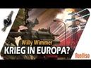 Krieg in Europa - Willy Wimmer im Gespräch mit Robert Stein