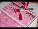 Шоколадница♥своими руками♥ МАСТЕР КЛАСС♥Подарок на день рождения