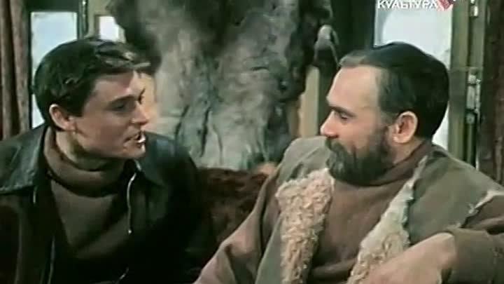 Художественный фильм Два капитана 1976 г 4 серия