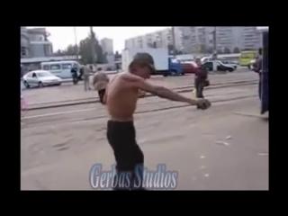 [v-s.mobi]Русский Ниндзя - Самый лучший спецназ в мире. Приколы. Драки алкашей 2017.mp4