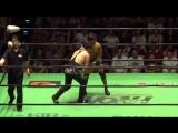 Daisuke Harada, Tadasuke vs. El Hijo del Pantera, Ricky Marvin (NOAH - 12th Global Junior Heavyweight Tag League)