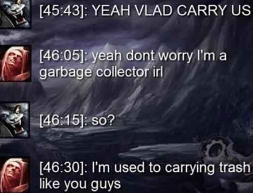 Все мы иногда мусорщики