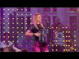 Melissa Naschenweng «Hitmedley» («Donnschtig-Jass» live aus Savognin 02.08.2018)