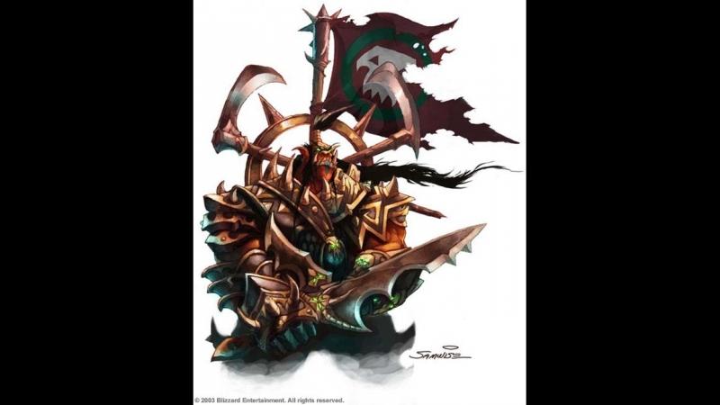 Fel Orcs. Alpha 0.45