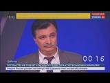 Юрий Болдырев на дебатах 14 марта 2018 года на россия-24