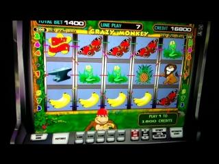 Как обыграть игровой автомат CRAZY MONKEY Казино Вулкан игровые автоматы онлайн отзывы,как играть