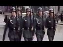 Парады войск нацистской Германии 1939 1945 в цвете Wehrmacht Parade