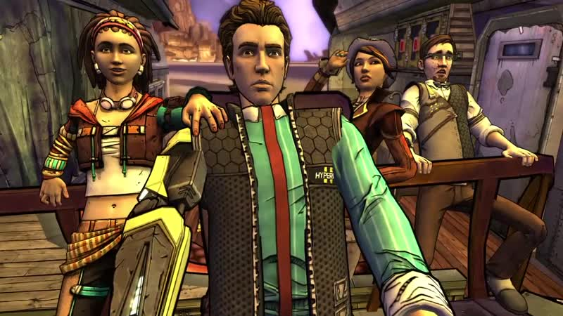 Tales from the Borderlands – Episode 2 Atlas Mugged [Intro HD]