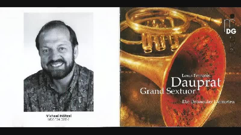 Sexteto para cornos Francois Dauprat (Obra exclusiva )