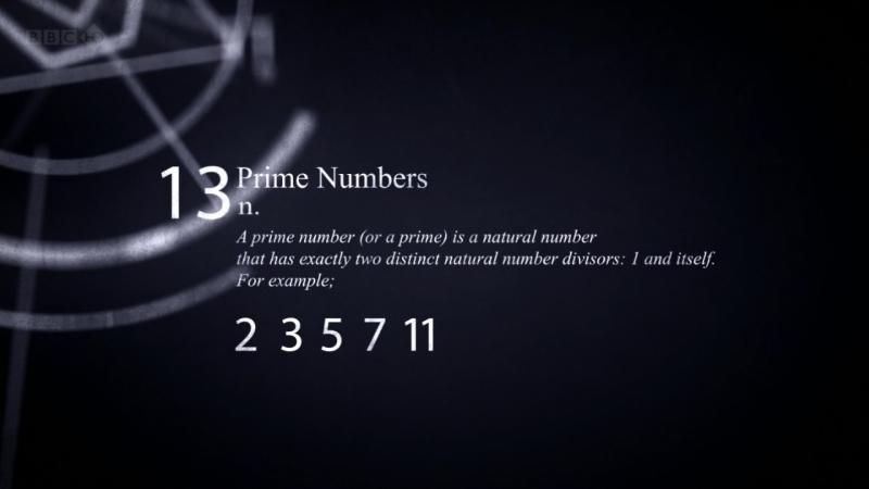 BBC Тайный код жизни The Code 1 Числа Number 2011