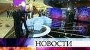 Владимир Путин посетил Московский урбанистический форум в парке «Зарядье».