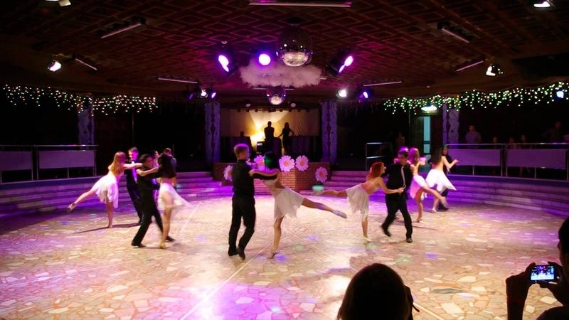 Dance studio RHYTHM (Cheboksary/Russia)-students zouk show- Choreography by Anna Vozhevskaia
