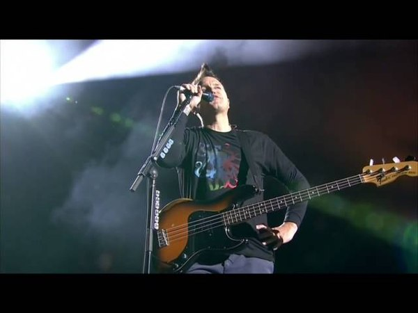 Blink 182 - Live @ Reading Festival 2014 (1020p Upscaled/50fps)