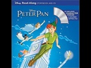 Walt Disney's Story of Peter Pan Read-Along Storybook I Little Ones Story Time Video Library