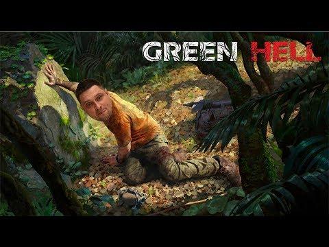 🌴Робинзон Крабзо в Зеленом аду. Попытка первая