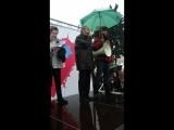 Борис Вишневский, выступление на Марше в защиту Петербурга 1 мая 2018