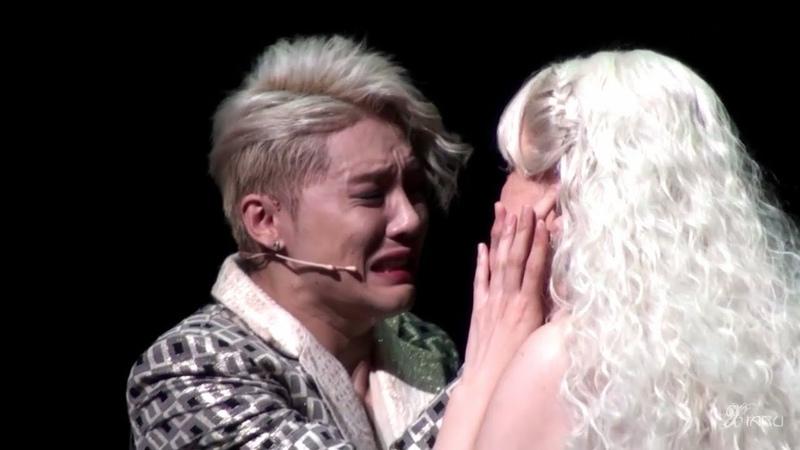 연예인들의 극찬을 받은 뮤지컬 도리안 그레이 xia 김준수