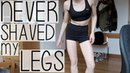 WHY I HAVE NEVER SHAVED MY LEGS | LIFE OF A DANCER COMPETITION DAY VLOG