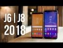 Samsung Galaxy J6 și J8 2018 Ce să aleg Review Română