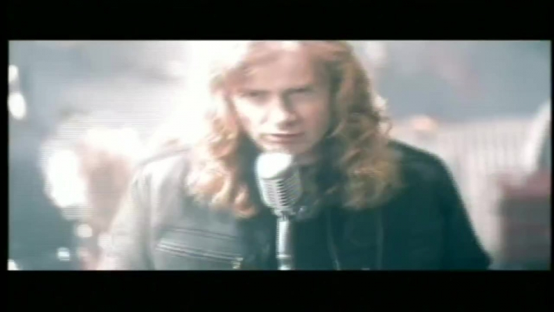 Megadeth - Moto Psycho - Official Music Video