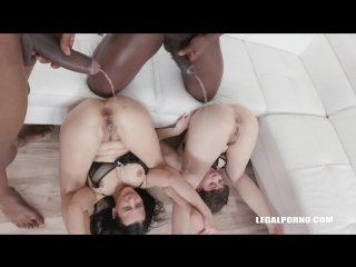 Two french bitches Luna Rival  Sophia Laure love sex  fisting game Part 2 IV19 (Hardcore, Gonzo,18+ Teens, Anal,